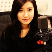 (PICT) 121112 Kim So Eun as Guest Star at Radio MBC ShimShimtapa