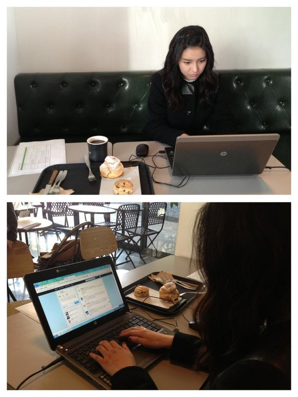 [Interview] 130321 Kim So Eun Interview With Fans via