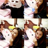 [News/CF/Selca] Kim So Eun Berbagi Rahasia Kecantikannya?