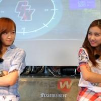 [News] 130823 Kim So Eun dan Victoria F(X) 'Semangat Pertarungan Raih Atensi Publik'