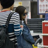 [Pict/Fantaken] 130930 Kim So Eun @ Beijing Airport back to Korea
