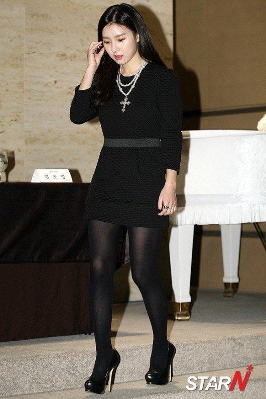 PICT] 131223 Kim So Eun Presscon Golden Cinematography Awards 34th