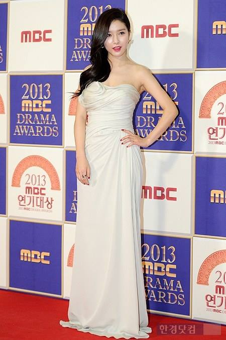 Pict + Screencap + Video] 131230 Kim So Eun di MBC Drama