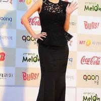 [PICT] 140212 Kim So Eun @ 3th Gaon Chart K-Pop Award